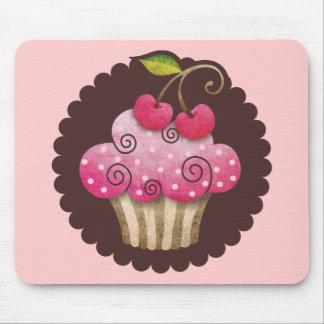 Cherry Berry Cupcake Mousepad TBA