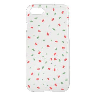 Cherry Berry Fruit Pattern iPhone 8/7 Case
