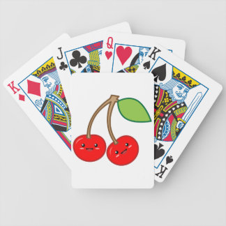 Cherry Bicycle Playing Cards