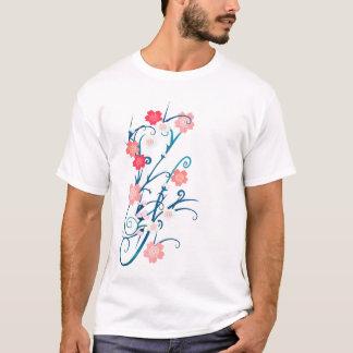 Cherry Blooms Designs T-Shirt