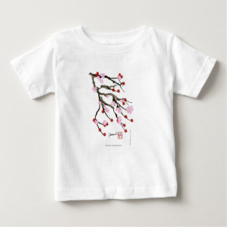 cherry blossom 10 Tony Fernandes Baby T-Shirt