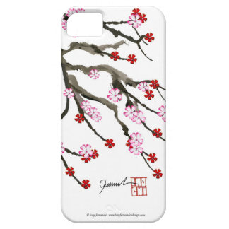 cherry blossom 10 Tony Fernandes iPhone 5 Cover