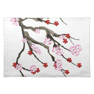 cherry blossom 10 Tony Fernandes Placemat