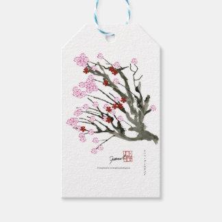 cherry blossom 11 Tony Fernandes Gift Tags