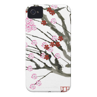 cherry blossom 11 Tony Fernandes iPhone 4 Case