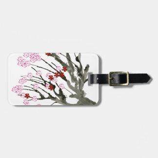 cherry blossom 11 Tony Fernandes Luggage Tag