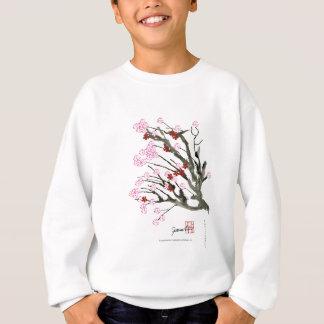 cherry blossom 11 Tony Fernandes Sweatshirt