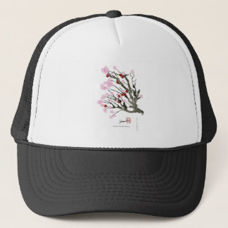 cherry blossom 11 Tony Fernandes Trucker Hat