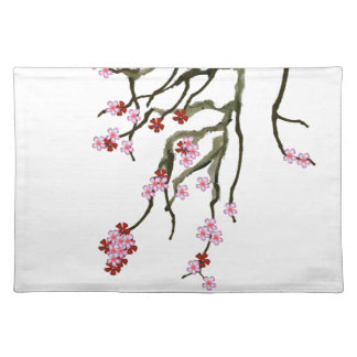 cherry blossom 12 Tony Fernandes Placemat