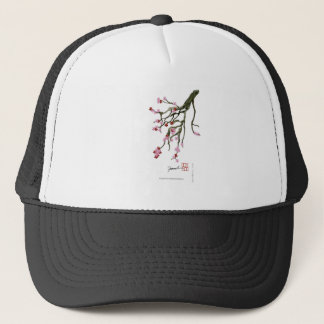 cherry blossom 12 Tony Fernandes Trucker Hat