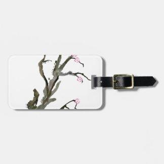 Cherry Blossom 15 Tony Fernandes Luggage Tag