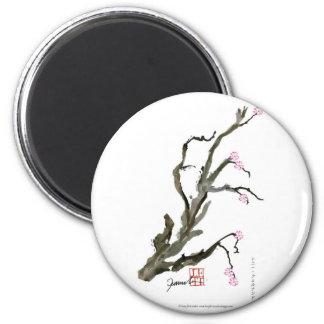 Cherry Blossom 15 Tony Fernandes Magnet