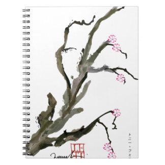Cherry Blossom 15 Tony Fernandes Notebook
