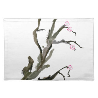 Cherry Blossom 15 Tony Fernandes Placemat