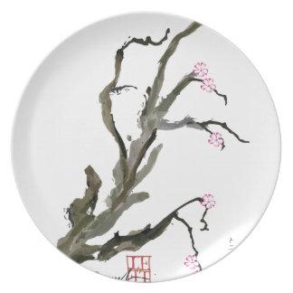 Cherry Blossom 15 Tony Fernandes Plates