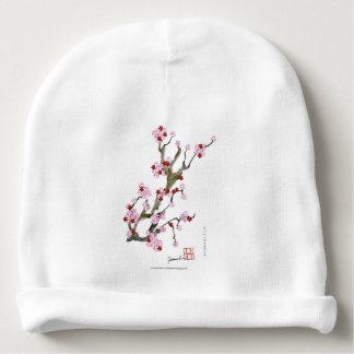 Cherry Blossom 16 Tony Fernandes Baby Beanie