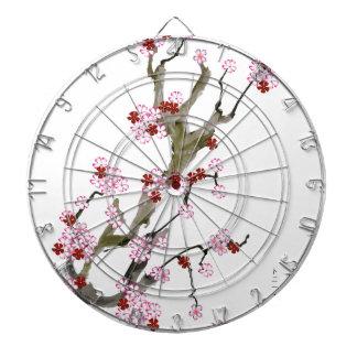 Cherry Blossom 16 Tony Fernandes Dartboard