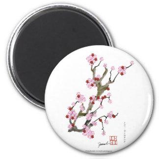 Cherry Blossom 16 Tony Fernandes Magnet