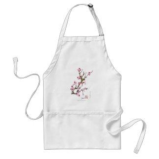 Cherry Blossom 16 Tony Fernandes Standard Apron