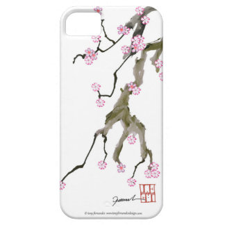 Cherry Blossom 17 Tony Fernandes iPhone 5 Cases