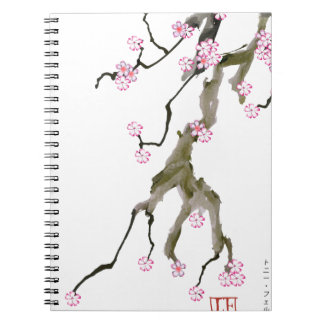 Cherry Blossom 17 Tony Fernandes Notebook