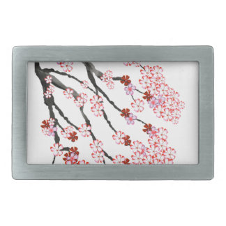 Cherry Blossom 18 Tony Fernandes Belt Buckle