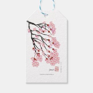 Cherry Blossom 18 Tony Fernandes Gift Tags