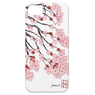 Cherry Blossom 18 Tony Fernandes iPhone 5 Cover