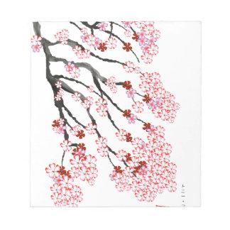 Cherry Blossom 18 Tony Fernandes Notepad
