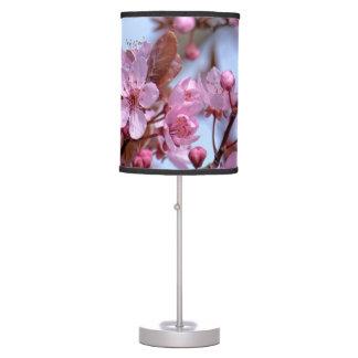 Cherry Blossom Asia Desk Lamp