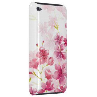 Cherry blossom barely there iPod cover