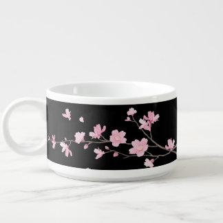 Cherry Blossom - Black Bowl