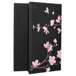 Cherry Blossom - Black Powis iPad Air 2 Case