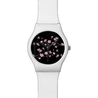 Cherry Blossom - Black Watch