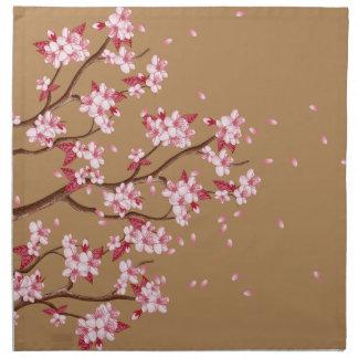 Cherry Blossom Branches Napkin