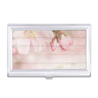 Cherry Blossom Business Card Holder