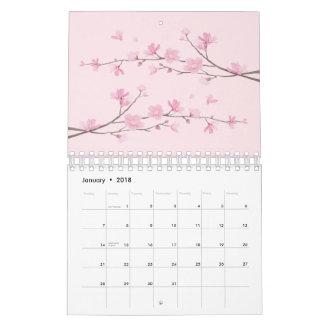 Cherry Blossom Calendars