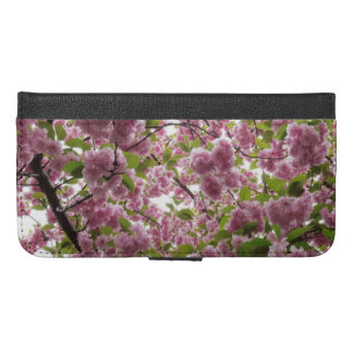 Cherry Blossom Canopy II iPhone 6/6s Plus Wallet Case
