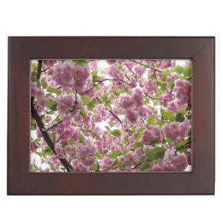 Cherry Blossom Canopy II Keepsake Box