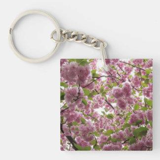 Cherry Blossom Canopy II Keychain