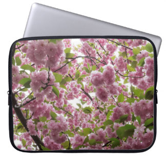 Cherry Blossom Canopy II Laptop Sleeve