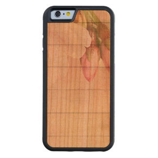 Cherry Blossom Carved Cherry iPhone 6 Bumper Case