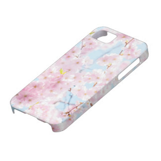 Cherry Blossom Case For The iPhone 5