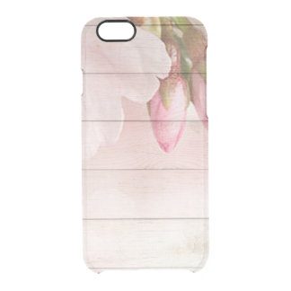 Cherry Blossom Clear iPhone 6/6S Case