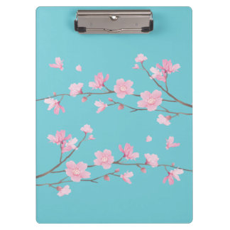 Cherry Blossom Clipboard