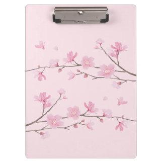 Cherry Blossom Clipboard