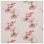 Cherry Blossom Clusters Fabric