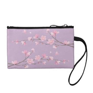 Cherry Blossom Coin Purse