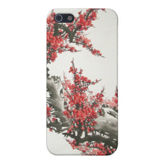 Cherry Blossom Cover For iPhone 5/5S