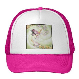 Cherry Blossom Faery Hats